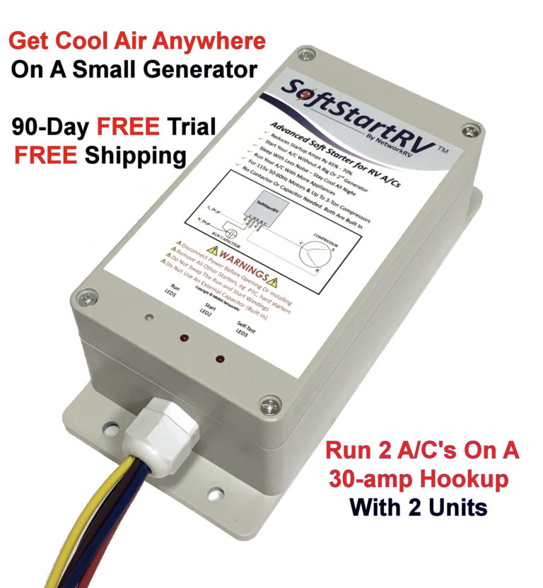 SoftStartRV Product Image with text